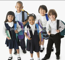 School Uniform T/C Material Bleached/Dyed Twill Fabric Textile Fabric Factory