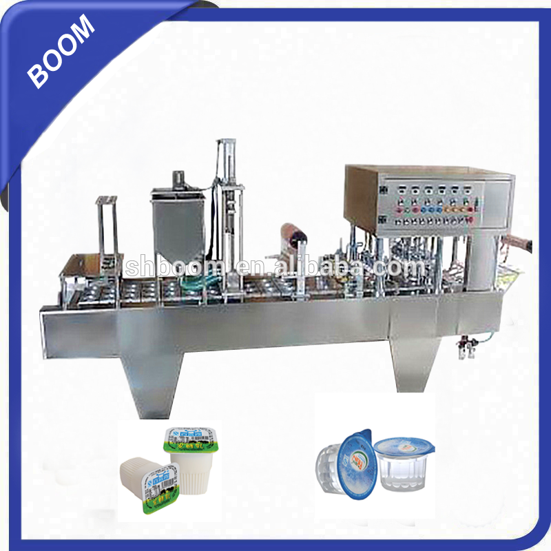 Brand new small coffee pod cup filling sealing machine