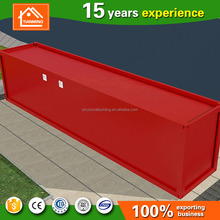 Modular low cost stackable luxury prefab container houses/homes