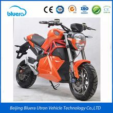 Classical 64V Street Electric Motorcycle Sidecar 2015