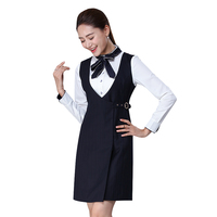 2016 women formal suit vest skirt pictures of business suit for women