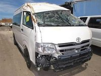 TOYOTA HIACE MINI BUS 2011