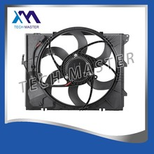Fit for bmw E90 COOLING FAN RADIATOR ENGINE MOTOR 17427523259 with control module &brushless