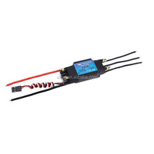 FVT 30A 2-6S LiPo Battery Waterproof Brushless Motor Electronic Speed Controller RC Boat ESC
