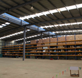 China construction low price prefabricated warehouse for sale