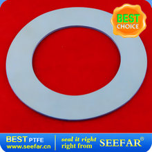 Custom PTFE Rope Gasket Low Water Absorption PTFE Gasket