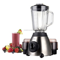 Home kitchen appliance juicer mixer, names all fruits