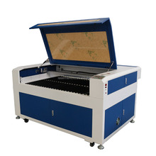 CO2 CNC LM-1290 100w wood MDF non-metal laser cutting machine price for sale