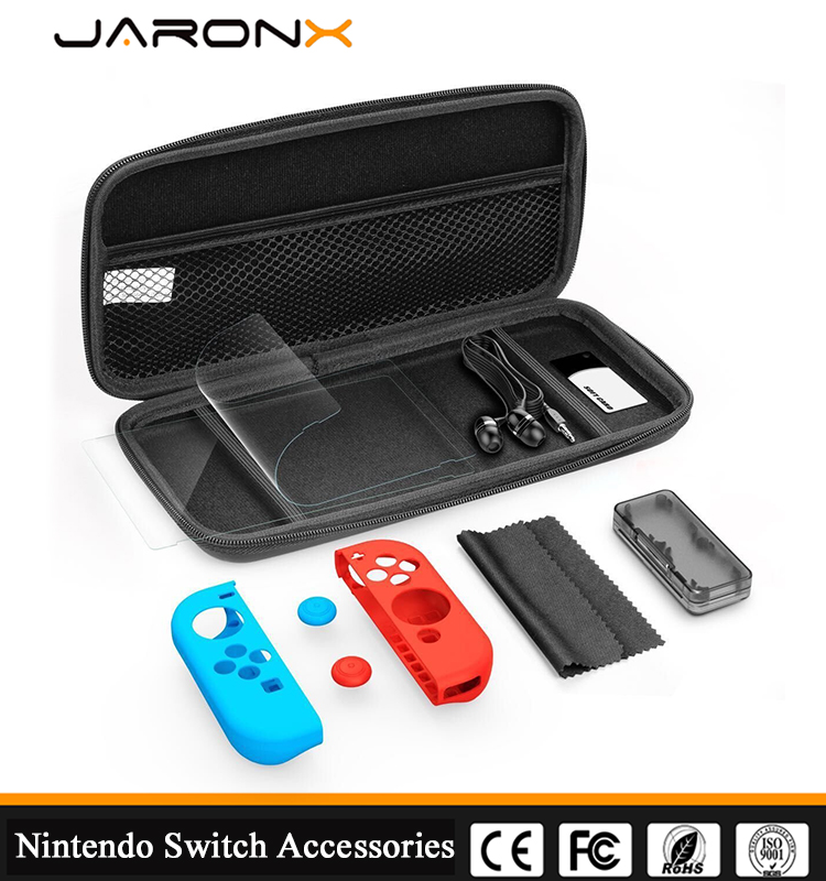 EVA Carrying Box for Nintendo Switch ,High Quality EVA Carrying cases,EVA Protective Travel Carrying Bag