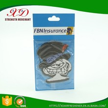 Wholesale Factory Direct Price Hanging Paper Car Air Freshener in Stock