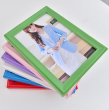 new arrival simple design birthday cake pictures photo frame