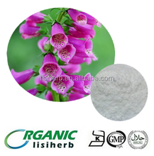 Best quality heart medicine Digitalis extract Digoxin 98% HPLC Powder