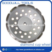 save cost single row grinding cup wheel low price