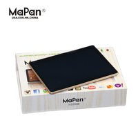 2017 New Mapan Model MX96 Touch Tablet with Dual Sim Card / Android Mini Laptop best seller
