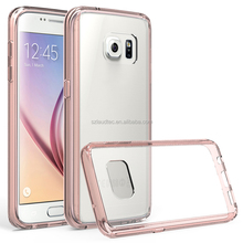 Ultra Thin Slim Clear Transparent PC For Samsung Galaxy S7 Cell Phone Back Cover Case