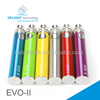 650mah /900mah /1100mah GS EVO e cig battery with external CE, RoHS FCC