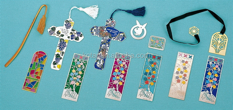 custom made metal bookmarks/personalized metal bookmark