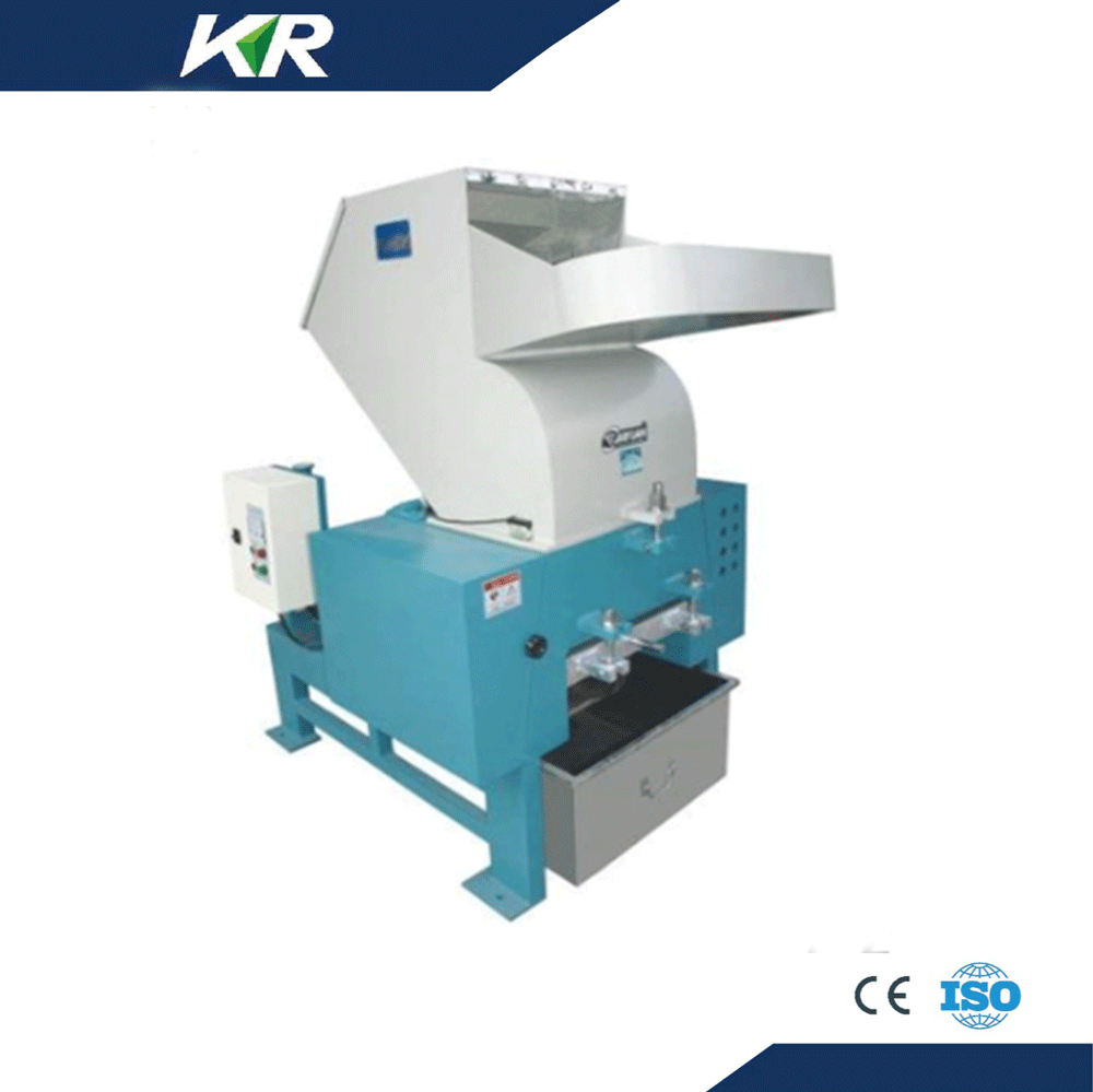 Waste Plastic Recycling Grinder Machine for Home