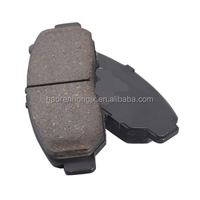 Hot sale china manufactured toyota prado brake pad