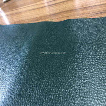 Customized pvc artificial leather for sofa