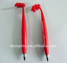 promotional soft pvc ballpoint pen