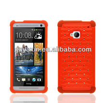 For Htc One M7 Back Cover,Waterproof Case For Htc One M7,For Htc One M7 Case With Multifunction