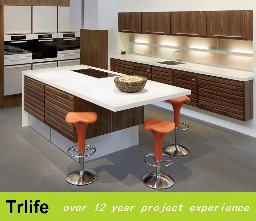 List manufacturers of ready made wood kitchen cabinets for Ready made kitchen units for sale