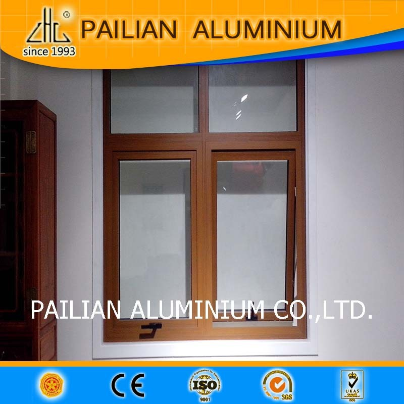 Sand blasted aluminum framed double glazed sliding window,alloy 6061 6063 aluminum sliding window for bathrooms China