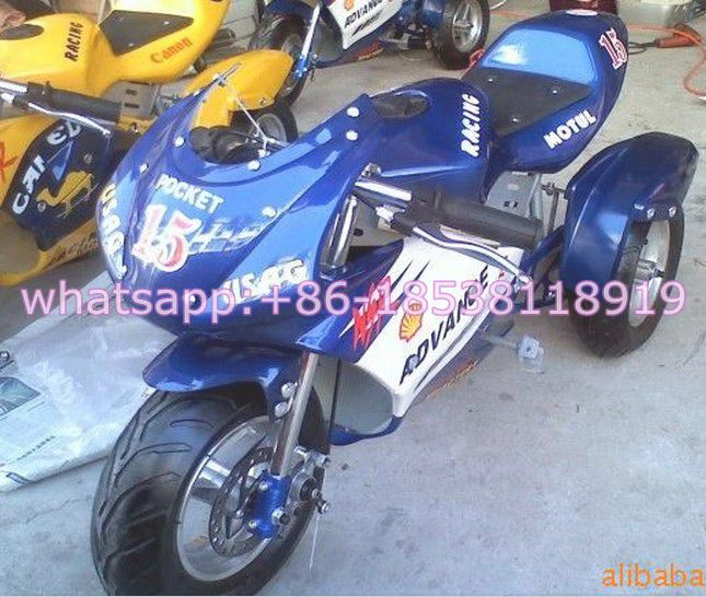 Gas powered super pocket bike for sale with cheap price
