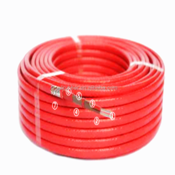 (Flame retardant) protected at low temperature Self-regulating Heating Cable XD-S-R-M003