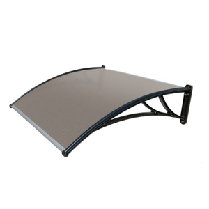 cheap plastic pc window roof aluminum awnings for windows prices
