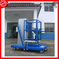 6-10m electric ladder lift table
