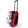 Dog Supply Bag Detachable Folding Trolley Pet Backpack Carrier