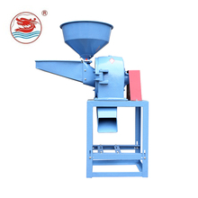 WANMA4006 Easy Operate Corn Flour Grinder Crusher Pulverizer Mill Machine