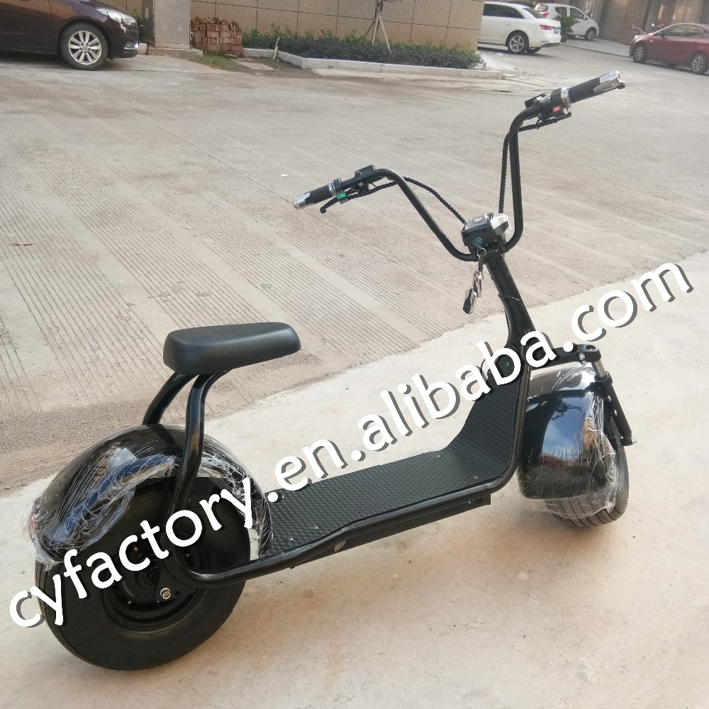 new product of seat mobility 2 wheel electric chariot for sale fashion