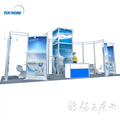 Detian Offer Aluminum trade show display booth for exhibition tent for sale