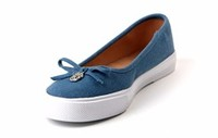 Minyo new design casual moccasin loafer shoes for woman