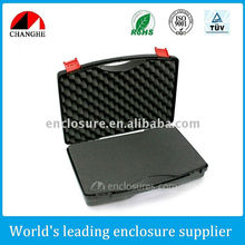 Plastic case for equipment