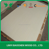 3mm 9mm Bleached White Poplar plywood , LVL plywood