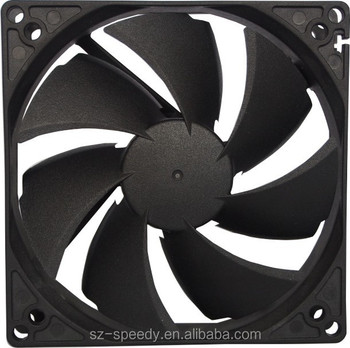 brushless 100mm dc fan 12v