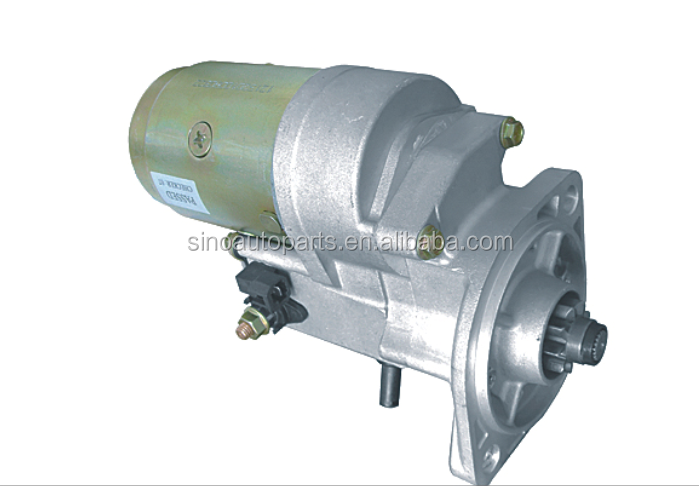 12V/2.2KW/2.75M/9Z CAR STARTER MOTOR FOR ISUZU C240 4FC1