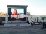 P14 outdoor led display screen sign for stage and advertising
