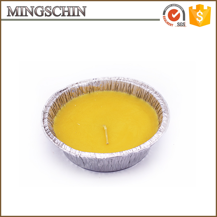 Hot Sale Small Tin Bowl Citronella Candles