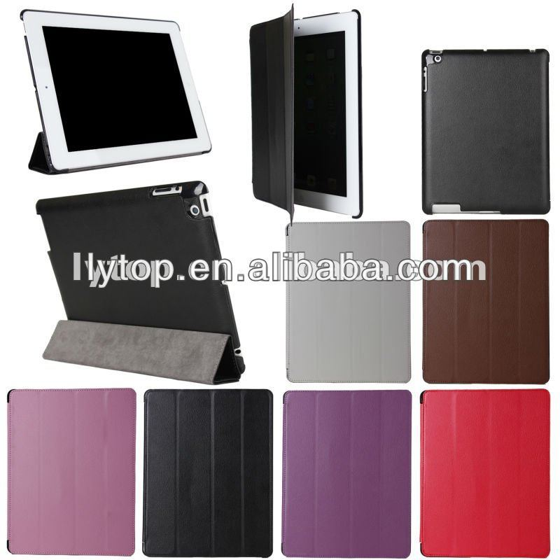 leather for ipad leather smart case