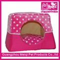 Double use dog bed house custom indoor cat house