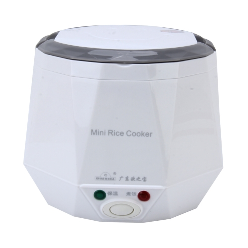 In Stock Car Auto C3 Mini Multi-function Rice Cooker 12V 1.3L Volume For Rice Soup Noodles Vegetable Dessert