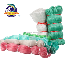Sea single selvage china pa durable cheap polyester white double knot knotted best choose nylon multifilament cast fishing net