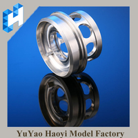 Industry Leading Level CNC Rapid Metal/Plastic Precision Parts Prototype