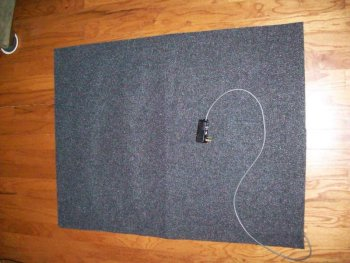 Electric Heated Carpet Mat Pad Buy Electric Radiant
