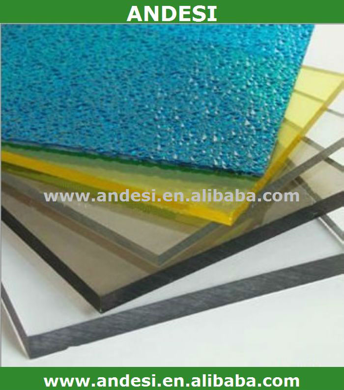 daylight solar polycarbonate sheets